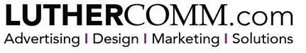 LutherComm logo